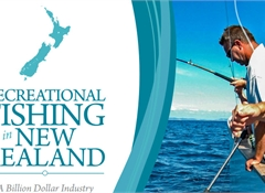 Recreational sea fishing - $1 billion industry