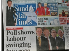 Sunday Star Times-HorizonPoll shows election close call