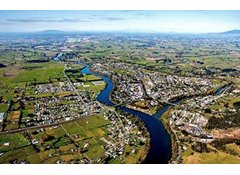 """Waikato is just cows and a river"""